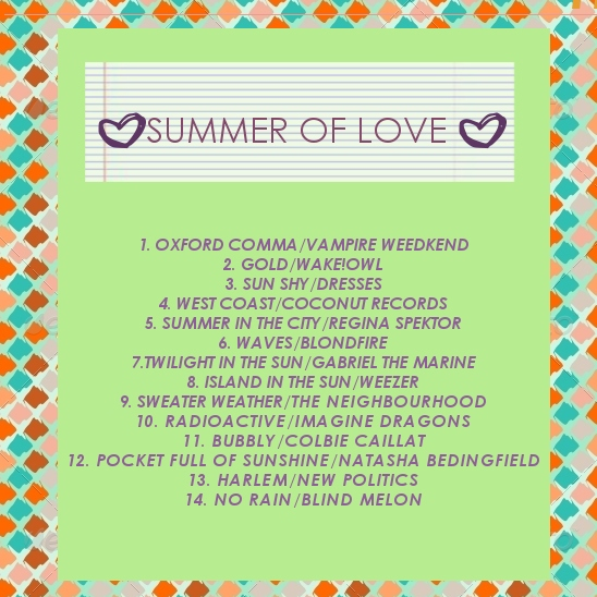 """Summer Of Love"""