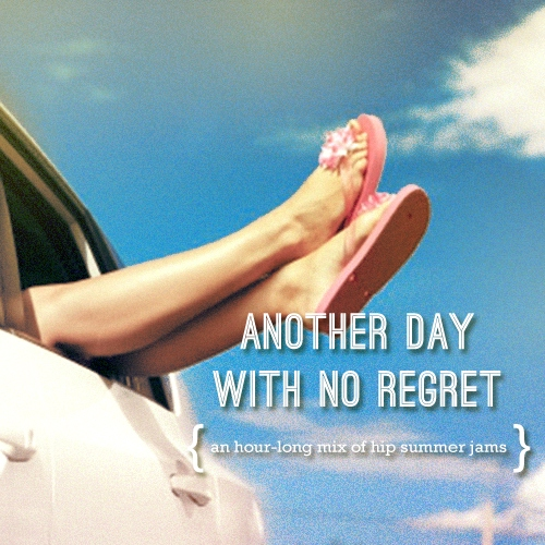 another day with no regret