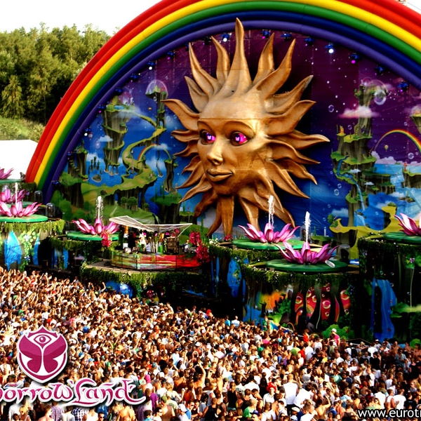 Pre-Tomorrowland 2013 Summer Mix