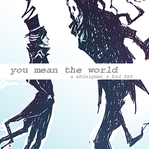 you mean the world