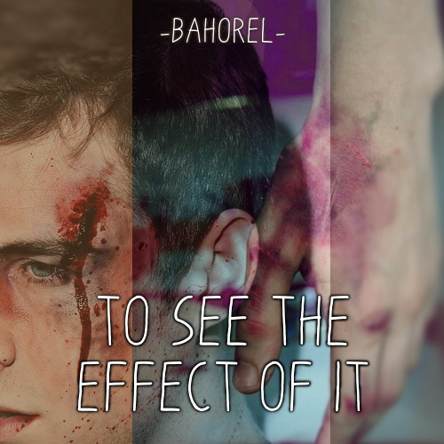 to see the effect of it