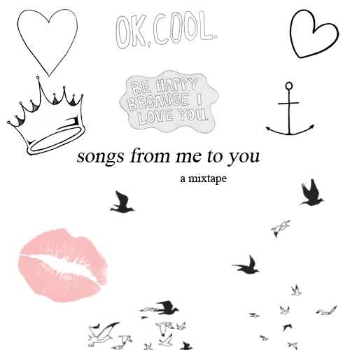 songs from me to you