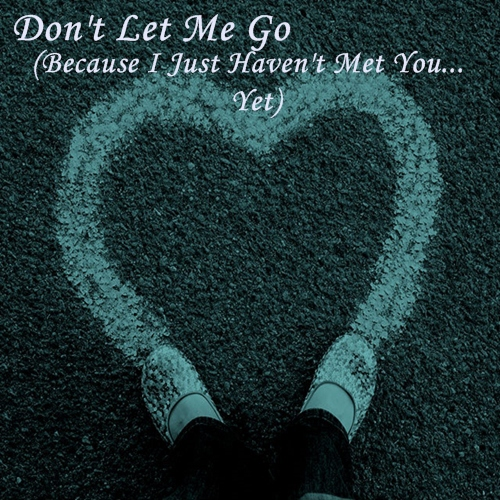 Don't Let Me Go (Because I Just Haven't Met You... Yet)