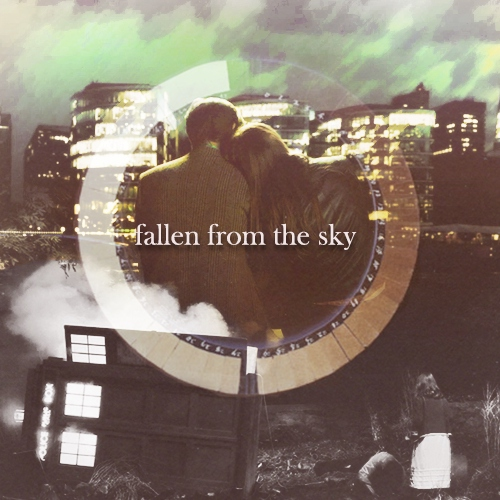 fallen from the sky (eleven x amy fanmix)