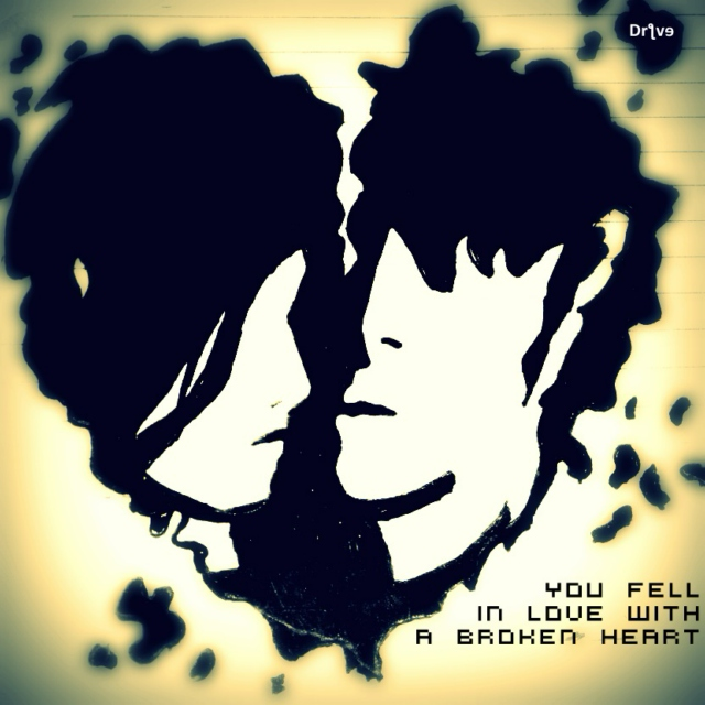 You Fell In Love With a Broken Heart
