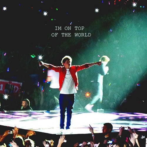 On Top of the World With Niall