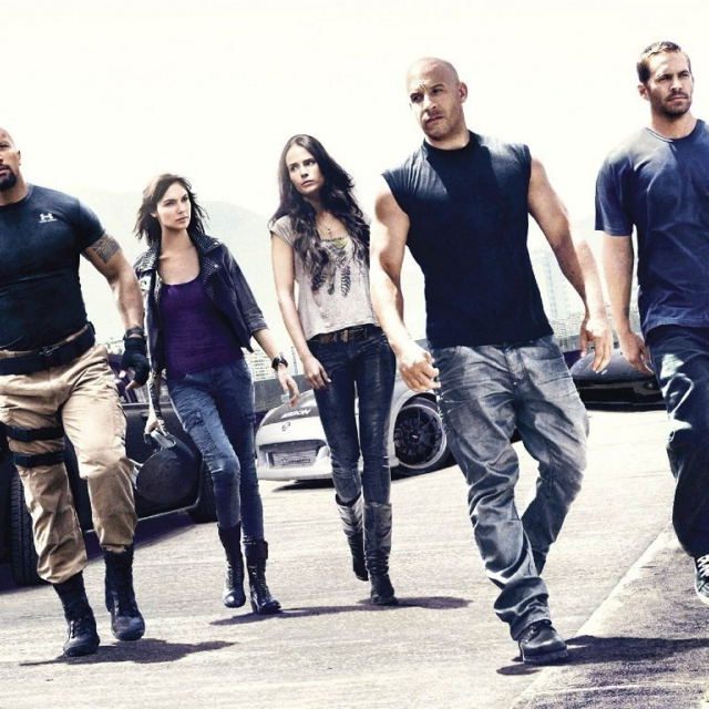 Fast and Furious 6!!