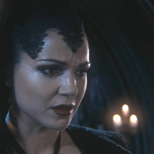 an evil queen ne'er loved