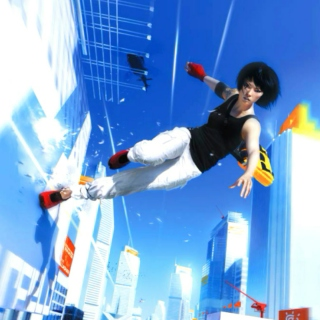 Skimming A Mirror's Edge