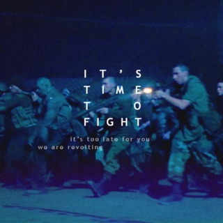 It's Time to Fight [a maze runner fanmix]