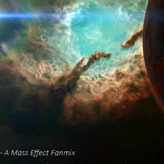 Interstellar Dust - A Mass Effect Fanmix
