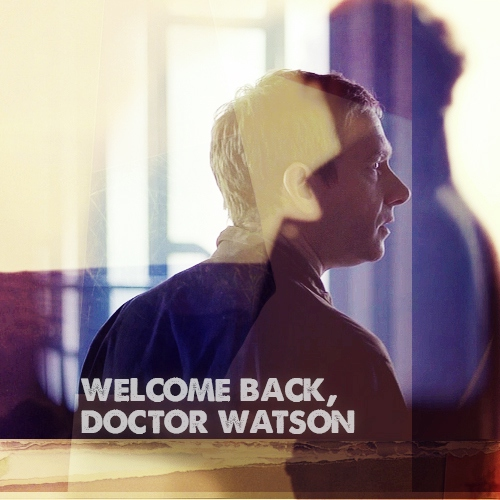 Welcome Back, Doctor Watson