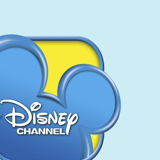 and you're watching disney channel.
