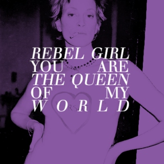 rebel girl