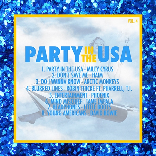 Vol. 4: Party In The USA