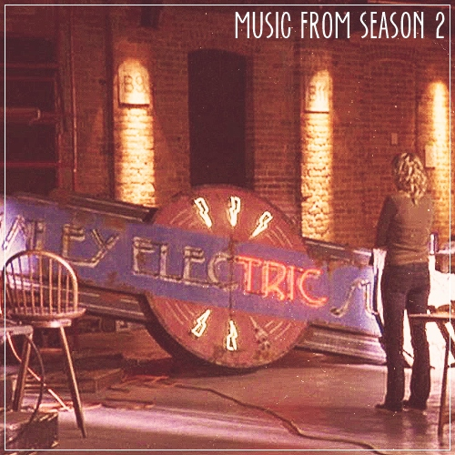One Tree Hill Music From Season 2