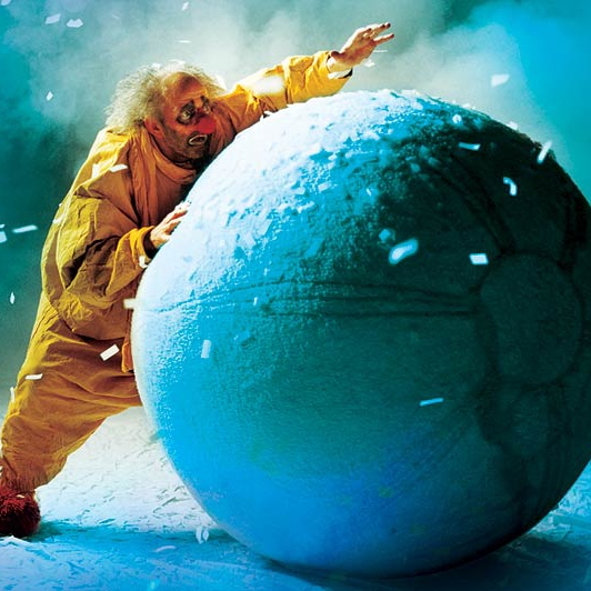 Slava's Snowshow Soundtracks