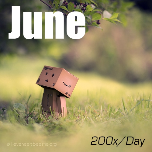 200x/Day (June '13)