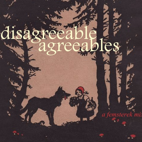 disagreeable agreeables