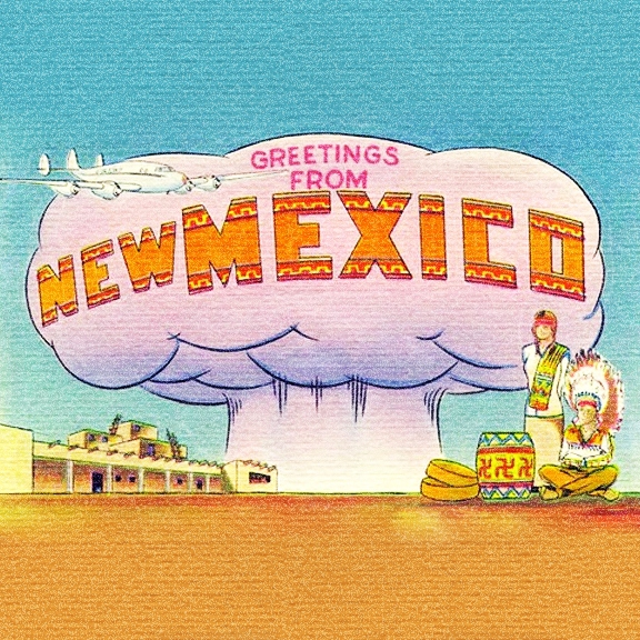 Greetings From New Mexico Vol. 1