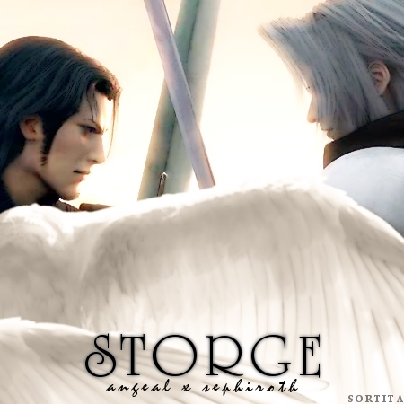 STORGE ;; angeal x sephiroth
