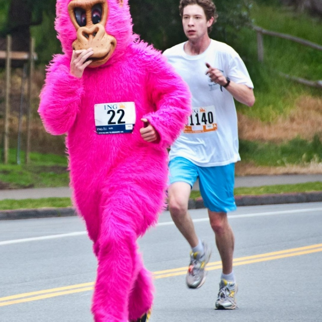 Bay to Breakers!