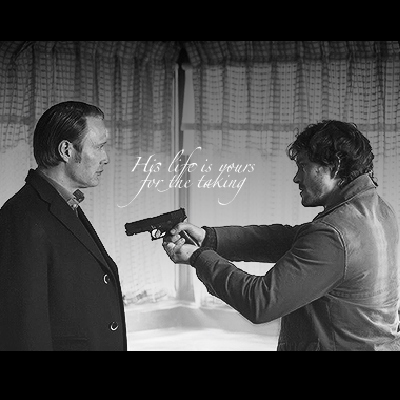 Hannigram - His Life is Yours for the Taking.
