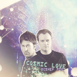 cosmic love; mcshep fanmix for s1&2, pt. 2