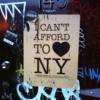 Can't Afford New York