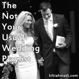 The Not Your Usual Wedding Playlist