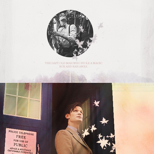 The Doctor and Companions