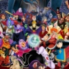 Disney Road Trip- Villains