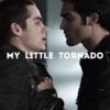 my little tornado