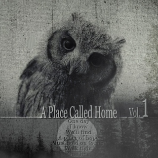 A Place Called Home - Vol.1