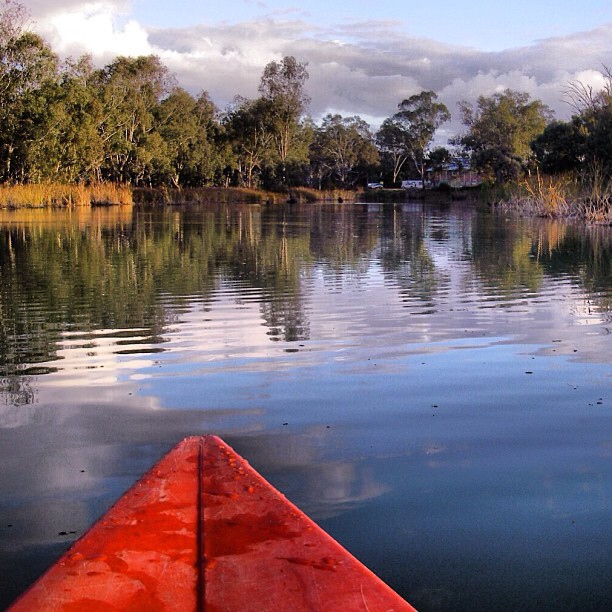Jazz for Kayaking along the Murray River in South Australia