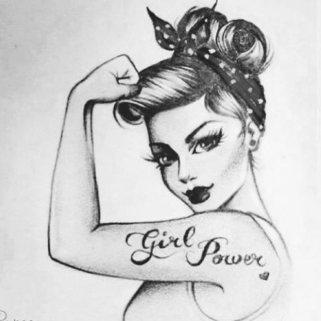 Girl Power ✿◕ ◡ ◕✿
