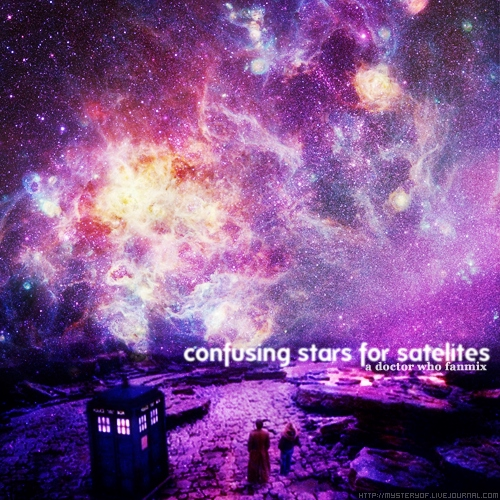 Confusing Stars For Satelites: a Doctor Who fanmix