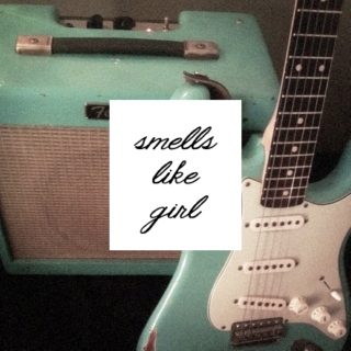 smells like girl