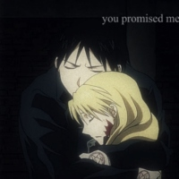 you promised me.