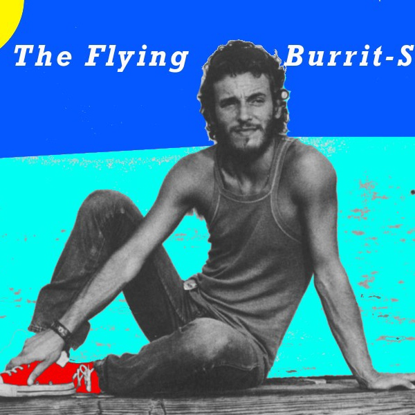 The Flying Burrit-Show 7/3/13