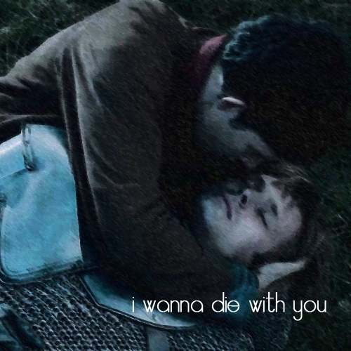 i wanna die with you; a merthur fanmix