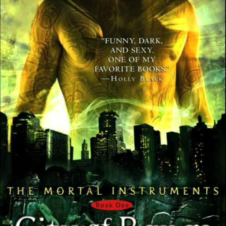 The Mortal Instruments, Book 1: City of Bones