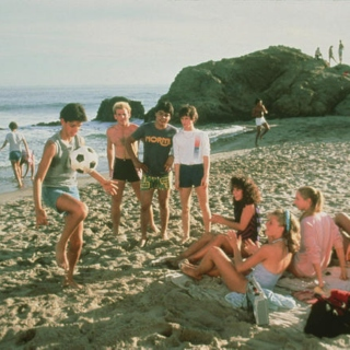 80s Feel Good Pop Songs / Beach Party