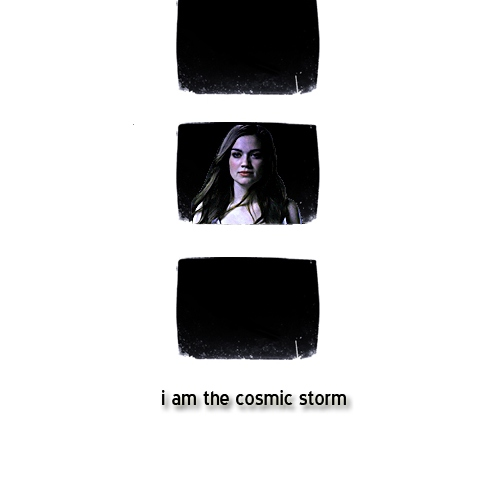 i am the cosmic storm