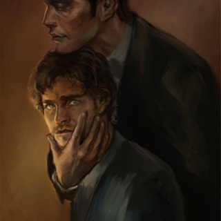 The Hardest Part - A Hannigram Fanmix