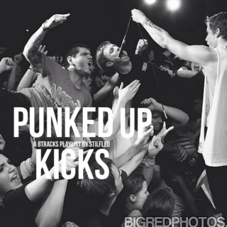 punked up kicks