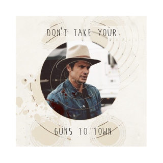 don't take your guns to town