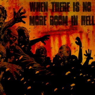 when there is no more room in hell