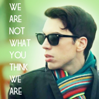 we are not what you think we are