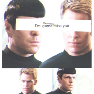 Simple Math: A Kirk/Spock Fanmix